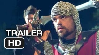 getlinkyoutube.com-Knights Of Badassdom Official Trailer #1 (2013) - Peter Dinklage LARP Movie HD