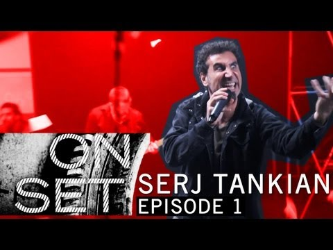 "On Set with Serj Tankian: ""Figure It Out"" Video Shoot [Episode 1/3]"