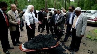 getlinkyoutube.com-Graphene : Demonstration of Graphene (HRCM) to Indian Scientific delegation led by Dr.Vijay Bhatkar.