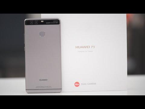 إنطباعي عن جهاز Huawei P9