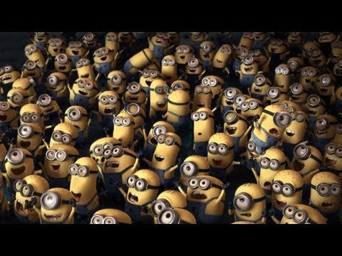 'Despicable Me' Minions To Get Spinoff Movie