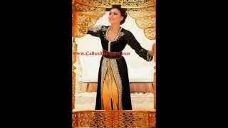 getlinkyoutube.com-Kaftans & Kaftan Maghribi Dresses 2015