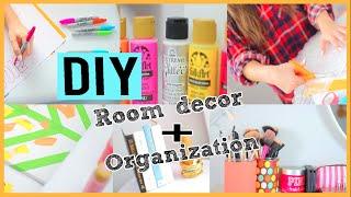 getlinkyoutube.com-DIY Room Decor + Organization For 2015!
