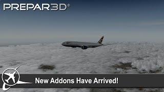 getlinkyoutube.com-[Prepar3d v3] New Addons Have Arrived! | Texture Packs, Scenery and a Little Surprise…