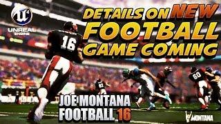 getlinkyoutube.com-Joe Montana Football 16 NEW FOOTBALL GAME REVEALED Details | MOBILE GAME