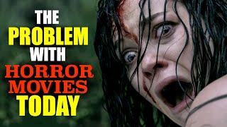 getlinkyoutube.com-The Problem with Horror Movies Today