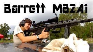 getlinkyoutube.com-The Amazing .50 BMG (Barrett M82A1)