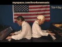 OBAMA vs McCAIN PIANO DUEL - Key Freaks aka Two4One