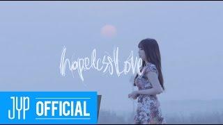 """getlinkyoutube.com-Jimin Park(박지민) """"Hopeless Love"""" M/V"""