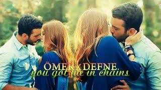 getlinkyoutube.com-» you got me in chains (ömer x defne; kiralık aşk)
