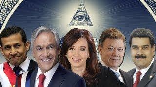 getlinkyoutube.com-En Suramerica Trabajan para un Nuevo Orden Mundial !