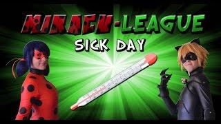 getlinkyoutube.com-Miracu-League: Miraculous Ladybug and Cat Noir - Episode 5: Sick Day
