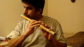 getlinkyoutube.com-Ae Ajnabi in Flute