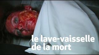 getlinkyoutube.com-le lave-vaisselle de la mort : 1000 morts insolites