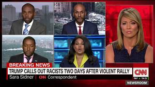 (Video) Black CNN commentator and Donald Trump Supporter Paris Dennard goes OFF! #ShutUpParis