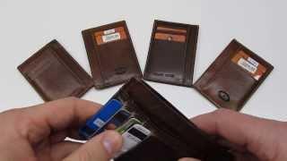 getlinkyoutube.com-The best front pocket / slimline / minimalist wallet ever made.