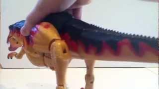 getlinkyoutube.com-Animorphs Tri-Rex