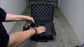 getlinkyoutube.com-Pelican 1400 & 1500 Cases for Nikon D3200 & GoPro Hero 3+