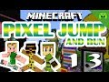 MINECRAFT Adventure Map # 13 - Pixel Jump & Run «» Let's Play Minecraft Together | HD