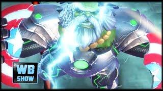 Marvel: Contest of Champions - 5-Star MAESTRO Super Attacks!