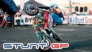 getlinkyoutube.com-Best Girl Stunt Rider in the World !!!