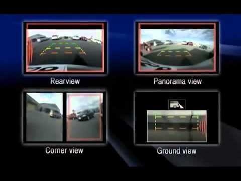 Обзор камер заднего вида Alpine HCE C305R и Alpine HCE C300R