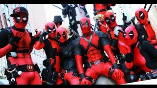 getlinkyoutube.com-DEADPOOL vs DEADPOOL vs DEADPOOL vs DEADPOOL