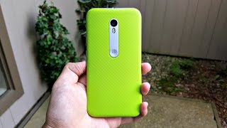 getlinkyoutube.com-Moto G 3rd Gen. (2015) Review!