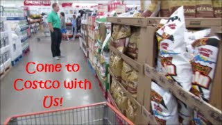 getlinkyoutube.com-Costco Haul and Vlog | Grocery Shop at Costco with Us!