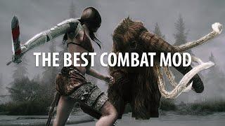 getlinkyoutube.com-The Best Skyrim Combat Overhaul • Wildcat • 2016