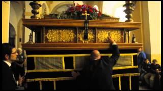 El mal tiempo impidió las procesiones de Martes Santo en Segovia