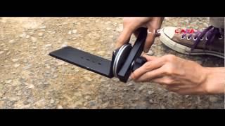 getlinkyoutube.com-Lightcam Camera Crane / Jib Crane / Jimmy Jib / Crane