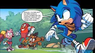 getlinkyoutube.com-Sonic Boom #1 Comic Parody - Boom Boom