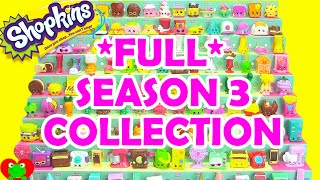 getlinkyoutube.com-Shopkins Season 3 Collection Complete Collection by Toy Genie
