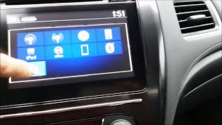 getlinkyoutube.com-2015 HONDA CIVIC  LINK SCREEN HDMI VIDEO