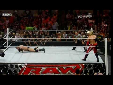 WWE RAW 8/2/10 Part 2/9 (HQ)