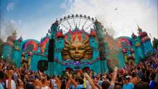 Summer w/ Schall w/ Nova (Dimitri Vegas & Like Mike At Tomorrowland 2014)