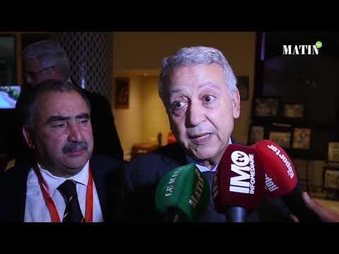 Video : Mohamed Sajid : Nous devons tous travailler pour donner à Fès la place qu'elle mérite