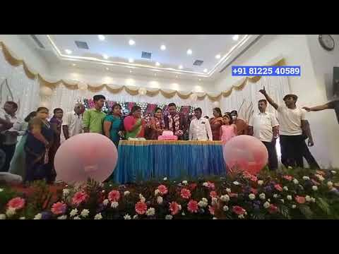 Bride Groom Entry Balloon Blast Fire +91 81225 40589 Chennai | Andhra | Nellore | Vijayawada | India