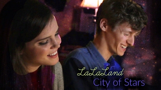 City Of Stars - La La Land (piano duet) (Tiffany Alvord & Philip Labes Cover)