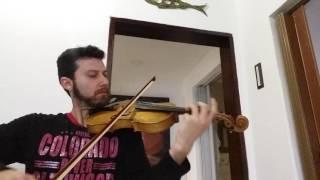 The Sun (Total Eclipse) violin cover