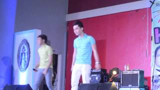 """StarMYX Performed """"Best Song Ever"""" by One Direction @ Malvar, Batangas Fiesta"""