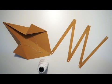 كيف تصنع صاروخ ورقي يحلق في السماء