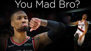 Damien Lillard Mix | Kevin Flum-U Mad Bro |  HD
