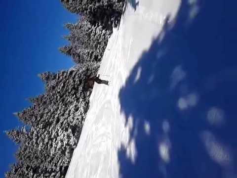 Kankigiller - Caner Ersan - Uludağda Kayak Dersi