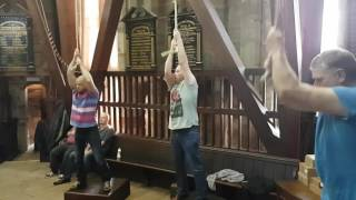 Worcester Cathedral Bells