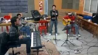 Juanjo Ceccon y Los Especiales - Ciegos en la terraza / Inedit-Acustic-Folk-Version