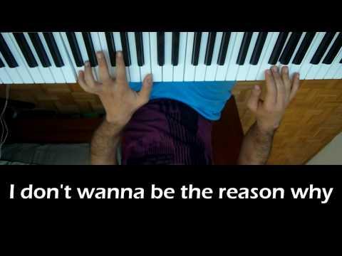 Rihanna - Unfaithful Instrumental Piano/Violin Cover / Karaoke by Sam Masghati