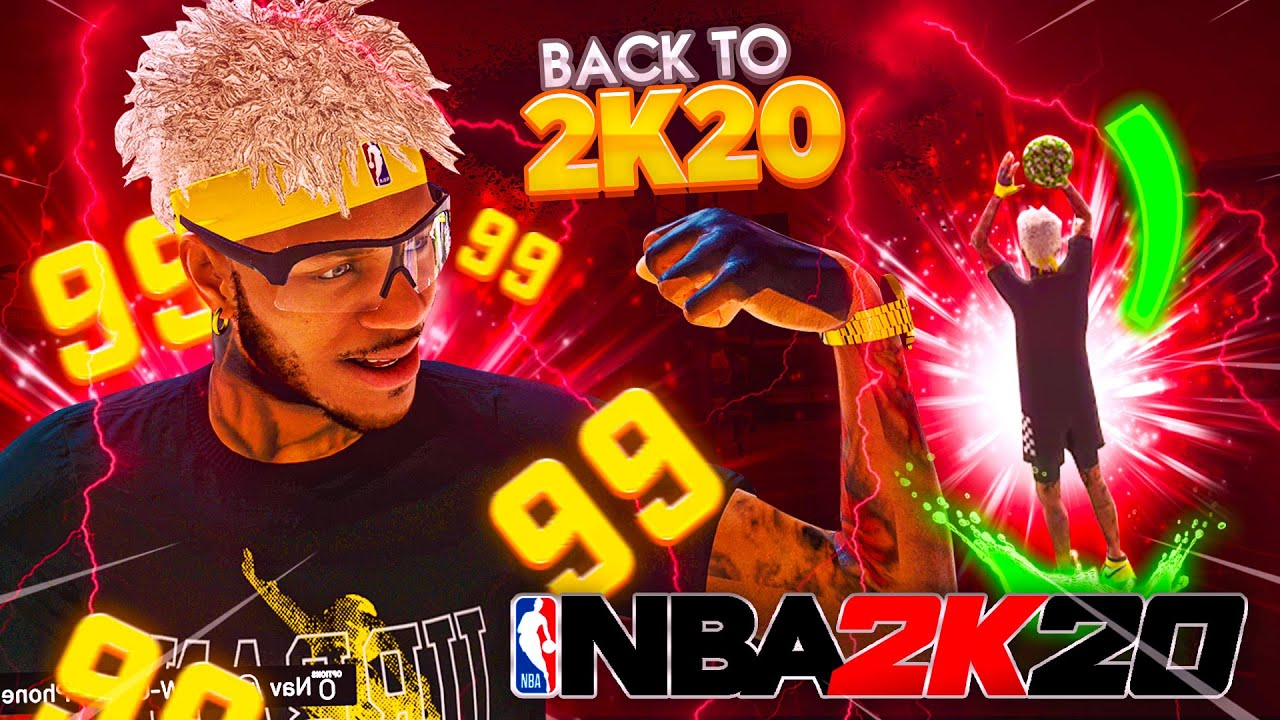 Truly Flexinn - I CAME BACK TO NBA 2K20 FOR ANOTHER 24 HOURS and it made life better..