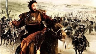 Genghis Khan - Great Khan Of The Mongol Empire And Great Destroyer width=